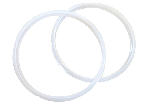 Instant Pot Silicone Sealing Ring - Two Pack