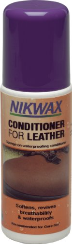Nikwax Conditioner for Leather Spong-on, 4.2