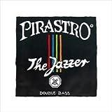 Pirastro P3480 Chromcor Jeu de cordes pour contrebasse jazz droite 3/4 Medium