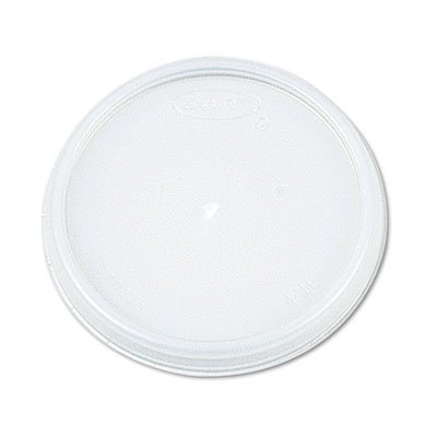 * Plastic Lids, for 8,12,16 oz. Hot/Cold Foam Cups, Vented, 1000/Carton