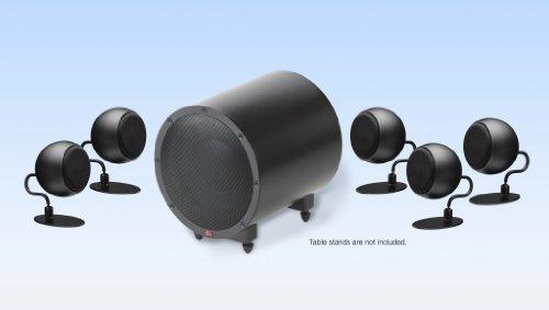 5.1 Micro Se System-Silver / Black