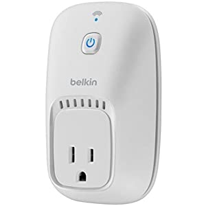 Belkin WeMo Home Automation Switch for Apple iPhone, iPad, and iPod touch