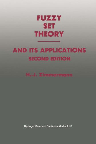 Fuzzy Set Theory - and Its Applications