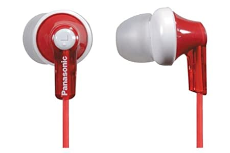 Review and Buying Guide of Cheap  Panasonic RP-HJE120E1R In-Ear Headphones