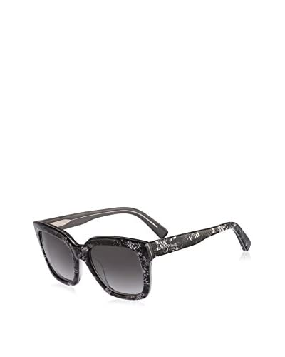 Valentino Gafas de Sol 667S-049 (52 mm) Negro
