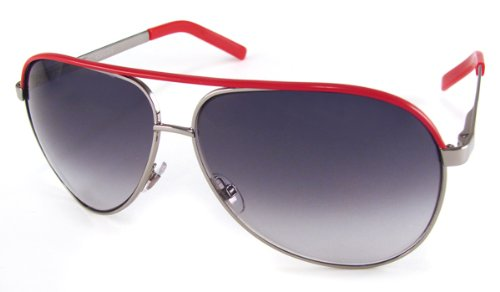 GUCCI SUNGLASSES GG 1827/S 0NIV RUTHENIUM