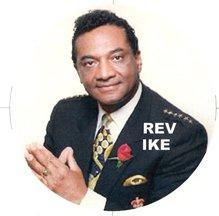 Rev Ike Keychain