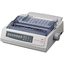 Okidata Microline 320 Turbo/N Printer B/W Dot-Matrix 240 X 216 Dpi 9 Pin 300 Cps Parallel