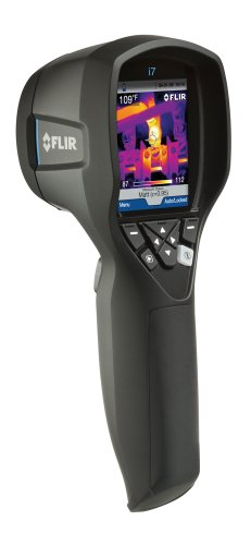 FLIR Systems, Inc. FLIR i7 Thermal Imaging Camera, Black and Gray