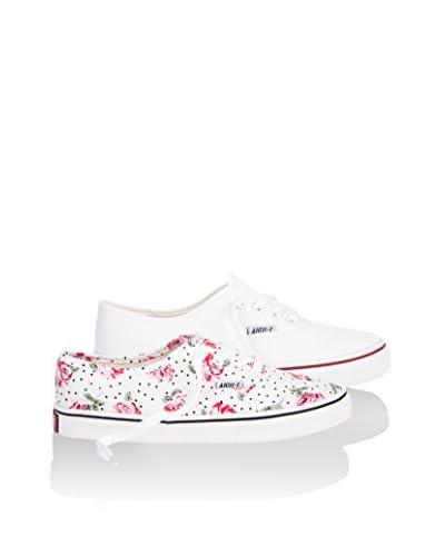 Andy Z Sneaker (x 2 p.) [Bianco/Bianco]