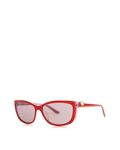Moschino Gafas de Sol MO64403 (57 mm) Rojo