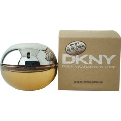 DKNY BE DELICIOUS by Donna Karan EDT SPRAY 3.4 OZ