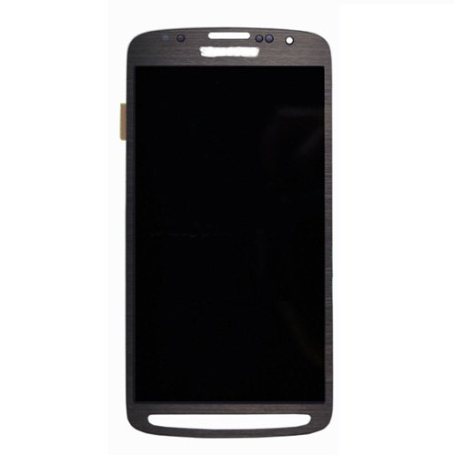 Phoneplus® Grey Lcd Display Touch Panel Screen Digitizer Assembly Replacement For Samsung Galaxy S4 Active I9295 I537