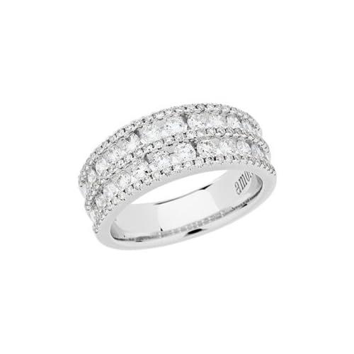 1.20 Carat 18kt White Gold Diamond Ring