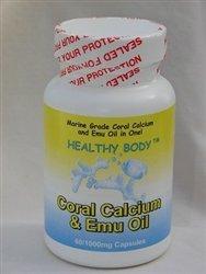 Le calcium de corail en bonne santé du corps et