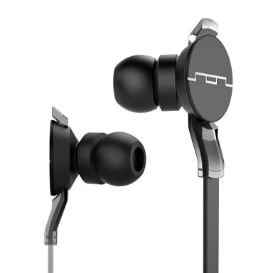 SOL REPUBLIC Amps HD In-Ear Headphones - Black