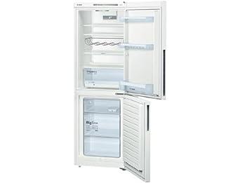 Bosch KGV33VW31S réfrigérateur-congélateur - réfrigérateurs-congélateurs (Autonome, Blanc, Bas-placé, A++, SN, T, LED)