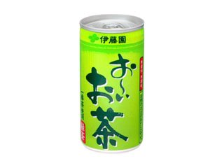 伊藤園 おーいお茶 190ml缶30本入り