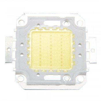 30W White Led Ic High Power Outdoor Flood Light Lamp Bulb Beads Chip Diy 2200Lm