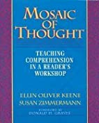 Mosaic of Thought Teaching Comprehension in…