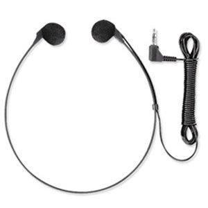Headset, E-102 W/3.5Mm Plug Headset