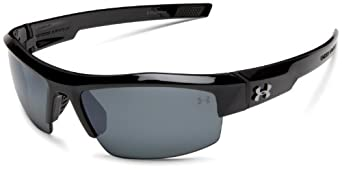 Buy Under Armour Igniter Polarized Rectangular Sunglasses by Under Armour