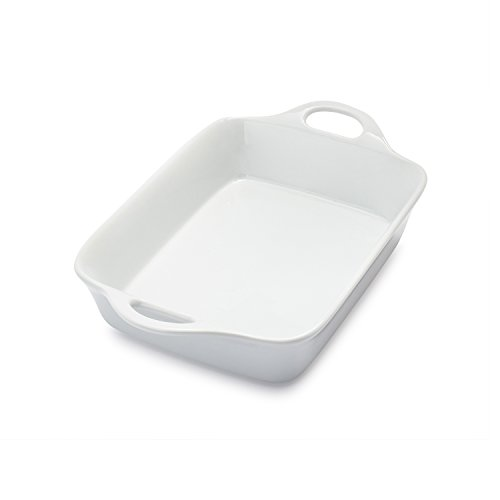 Sur La Table Rectangular Porcelain Baker UN30-203 , 1 qt. (1quart Baking Dish compare prices)
