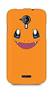 Amez designer printed 3d premium high quality back case cover for Micromax Canvas Magnus A117 (Pokemon face 3)