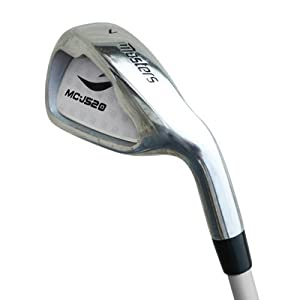 Masters MC-J520 Half Set Kit clubs de golf 9-11 ans Gaucher Fibre de carbone Junior Noir/argent