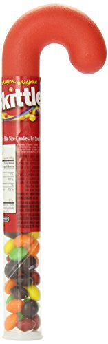 Skittles Plastic Candy Cane, 48gm