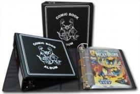 "Buy Low Price BCW BCW 3 Inch ""D Ring"" COMIC BOOK Collecting Album (Single) Binder – BLACK Figure (B002G419N0)"