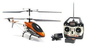 SYMA Brand New Red Syma 9053 R/C Flying Helicopter Ready To Use No Assembly Required