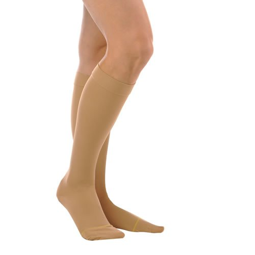 Sheer Knee High CT Nude 20-30 mmHg (Extra Large)