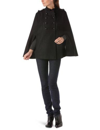 Manteau cape femme solde