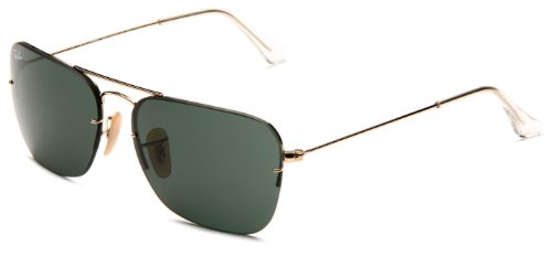Ray-Ban RB3461 001/71 inkl. 3