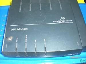 Broadxent DSL Modem 8012-V1