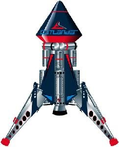 Outlander Rocket Kit Estes Rockets - Buy Outlander Rocket Kit Estes Rockets - Purchase Outlander Rocket Kit Estes Rockets (EST, Toys & Games,Categories,Hobbies,Rockets)