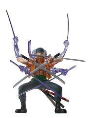 One Piece Attack Motions Figur: Lorenor Zorro / Roronoa Zoro