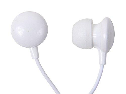 Stereo In-Ear Musik Kopfhörer iPhone Headset Headphone, Kopfhörer wählen:KO-19 weiß
