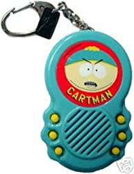 South Park Talking Keychain Cartman