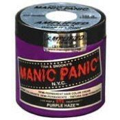 Purple Haze Amplified Semi-permanent Hair Dye Color Cream