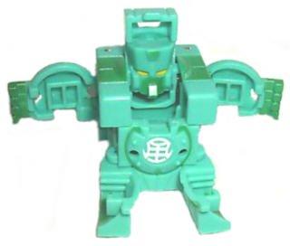 Bakugan Battle Brawlers Special Attack Ventus Green