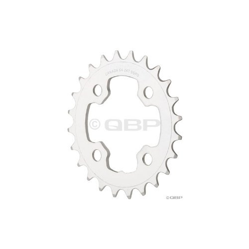 Race Face Race Chainring, 64mm, 22T, Silver