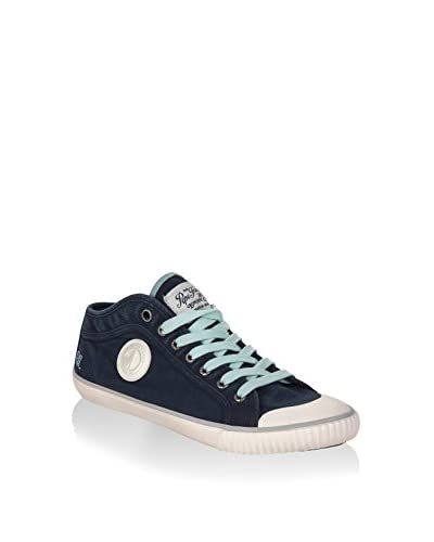 Pepe Jeans Zapatillas Industry Mc Azul Marino