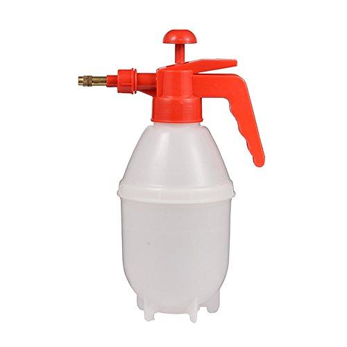 AuMoHall Multifunctional Hand-Pressure Sprayer Watering Can, Garden Washer, Car Wash Water Gun, Pressurized Pump Sprayer in Plastic, 800ML (Hand Pump Pressure Sprayer compare prices)