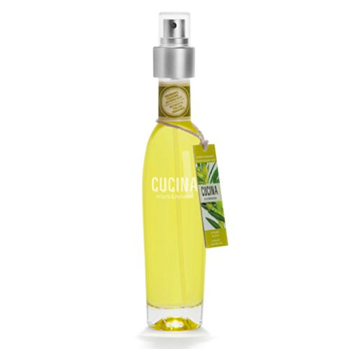 Fruits And Passion'S Cucina Fragrant Kitchen Spray Coriander & Olive New Glass