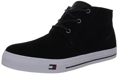 bbec41c8cd79 新品)汤米·希尔费格Tommy Hilfiger Men s Hollis Sneaker麂