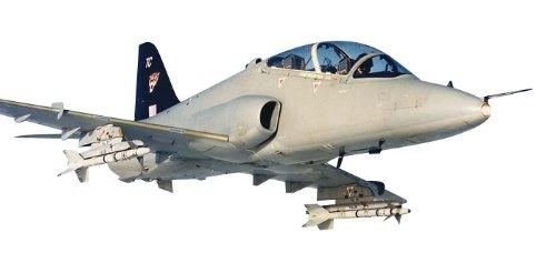 Revell-04849-Modellbausatz-BAe-Hawk-T1A-Mastab-132