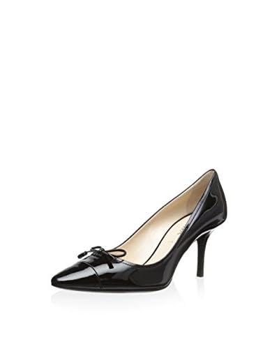 Prada Women's Pump with Bow  [Black]