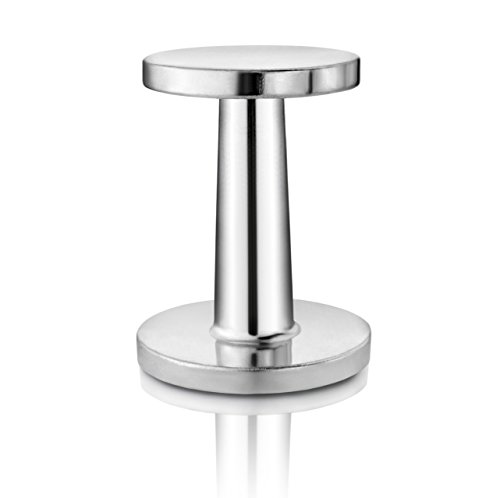 New Star Foodservice 43310 Casting Aluminum Espresso Tamper (Frothing Pitcher Javameister compare prices)